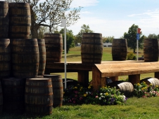 Fence 2—Kentucky Bourbon Country