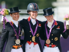 Dressage Medalists