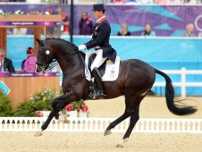 Carl Hester and Uthopia