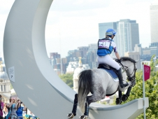 "Sara Algotsson Ostholt And Wega Tie For The Lead After <a href=""http://www.chronofhorse.com/article/klimke-and-algotsson-ostholt-tie-after-olympic-cross-country-shake"">Olympic Cross-Country</a>"