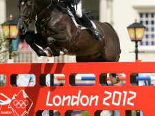 Ben Maher and Tripple X