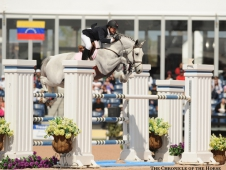 Antares F and McLain Ward