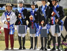 "The United States won at the <a href=""https://www.chronofhorse.com/article/us-young-riders-dominate-wellington"">FEI Hollow Creek Farm Young Rider Nations Cup.</a>"