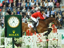 Beezie Madden Wins 2013 Rolex FEI World Cup Show Jumping Final