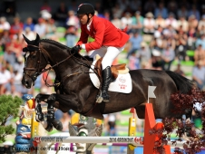Eric Lamaze and Zigali PS