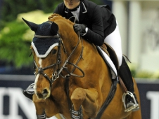 $10,000 Washington International Adult Jumper Champion