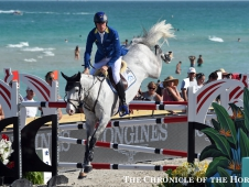 Christian Ahlmann on Caribis Z