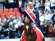 Hans Peter Minderhoud and Glock's Flirt