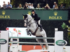 Georgina Bloomberg and Crown 5