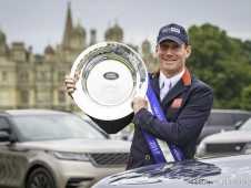 GBR-Oliver Townend takes the Title with Ballaghmor Class for the 2017 GBR-Land Rover Burghley Horse Trials. Sunday 3 September. Copyright: Libby Law Photography