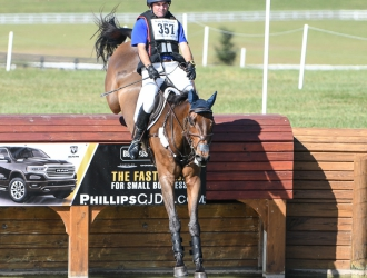 2018 Ocala Jockey Club International CIC*** Cross-Country