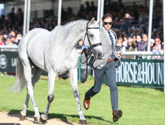 2019 Burghley Horse Trials - Sunday