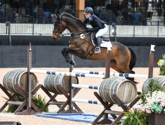 2019 The Fork - Show Jumping