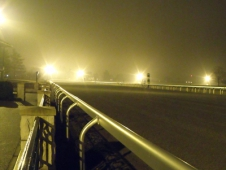 Early Morning At The Track