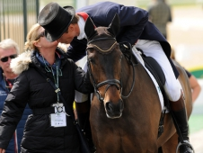 William Fox-Pitt and Tracie Robinson