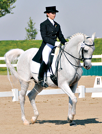 Mimi Stanley Defies Traditional Dressage Stereotypes