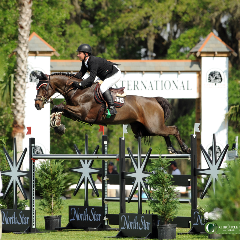 Winner Live Oak International CSI-W