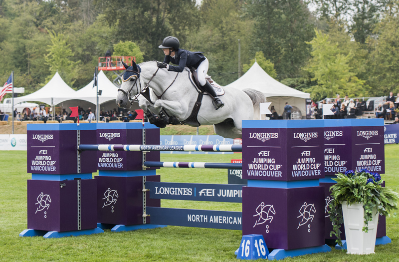 Longines FEI World Cup ™ Vancouver