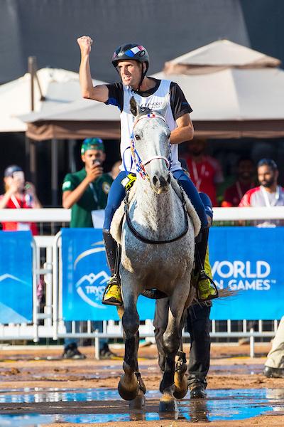 Allan Leon - Spirit de CrouzFEI World Equestrian Games Tryon 2018© DigiShots