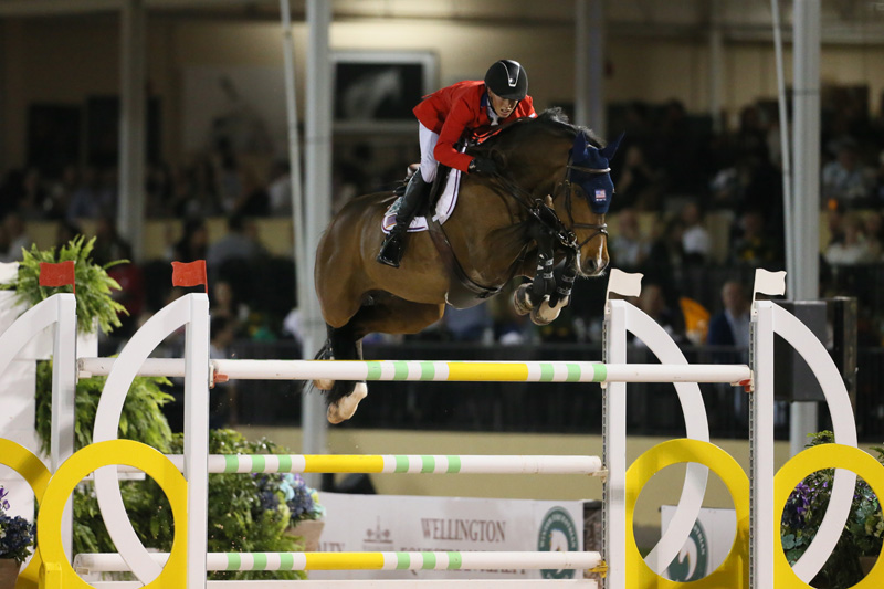27/02/2019 ; Wellington FL ; Winter Equestrian Festival - Week 8