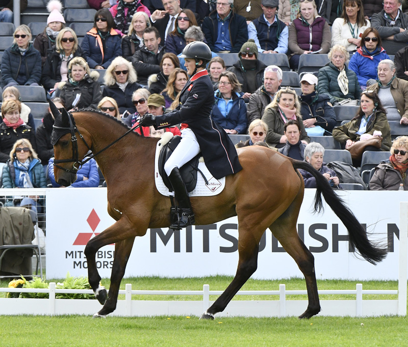 Mitisubishi Motors Badminton Horse Trials 2019