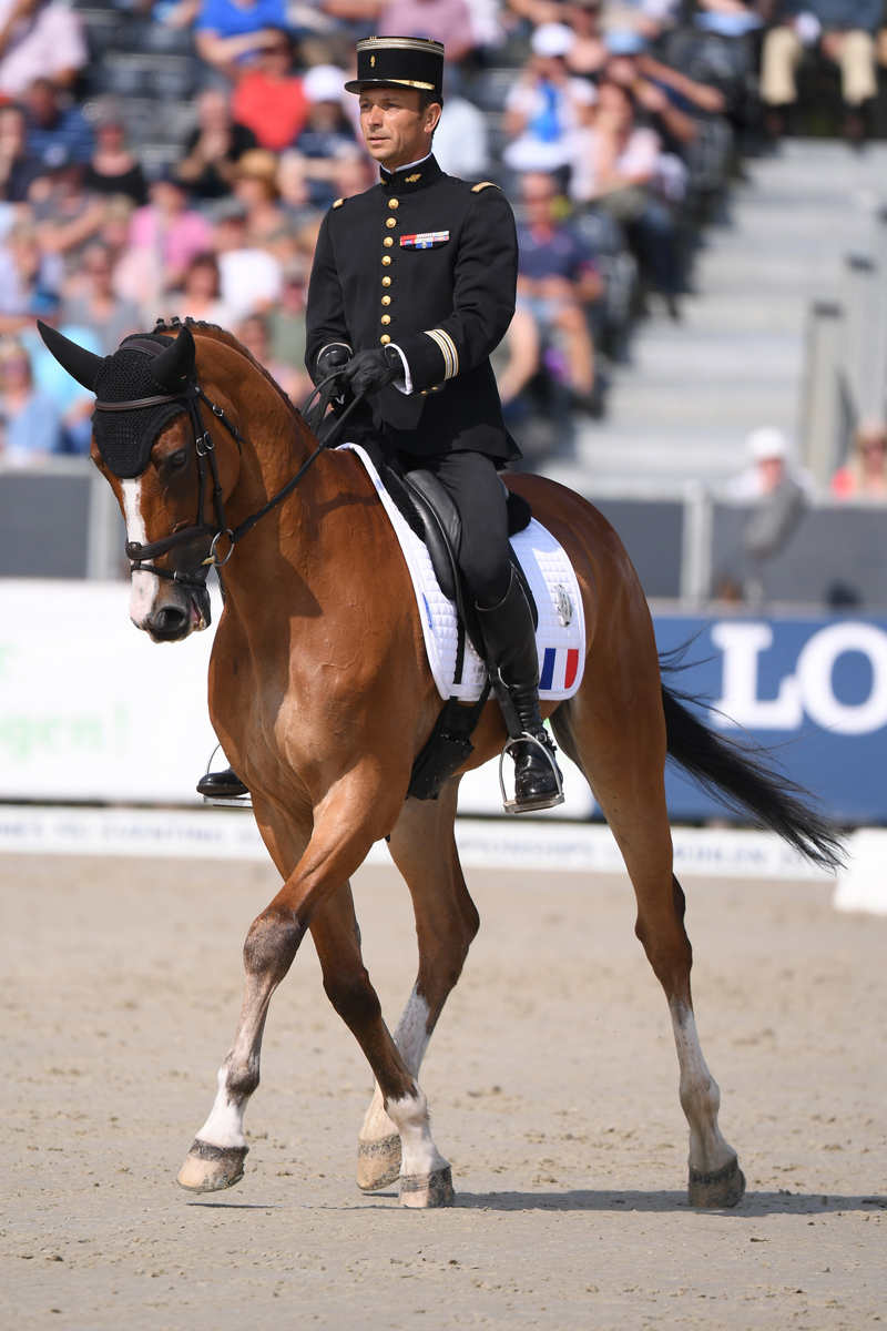 Longines FEI Eventing European Championships 2019