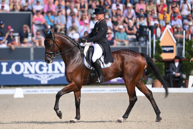 Longines FEI Eventing European Championships 2019