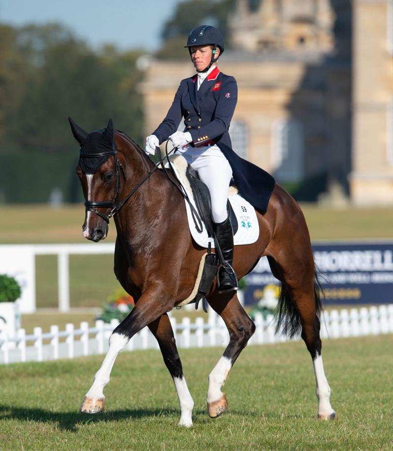 The SsangYong Blenheim Palace International Horse Trials 2019