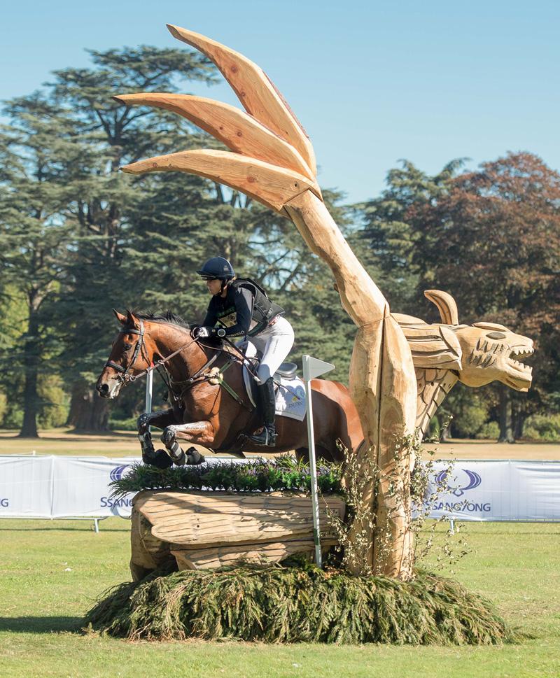 The SsangYong Blenheim Palace International Horse Trials 2019