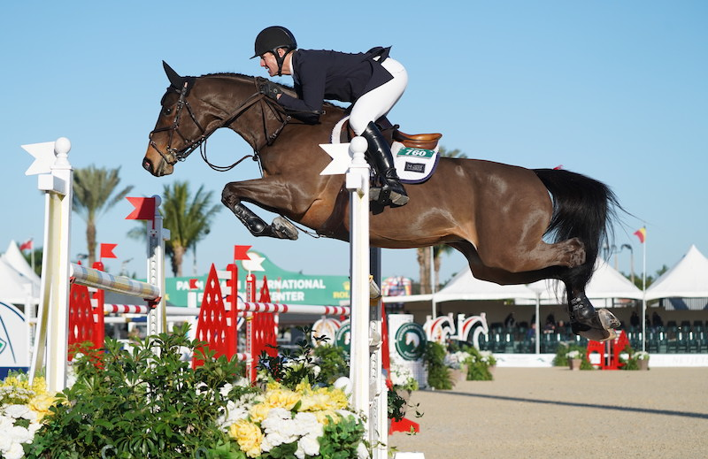 22/01/2020 ; Wellington FL ; Winter Equestrian Festival - Week 3