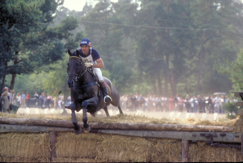Fontainebleau Horse Trials 1980