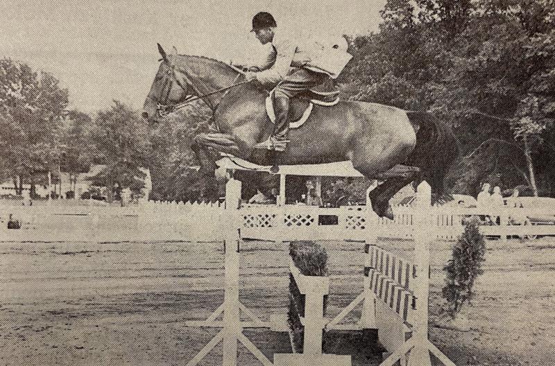 Sonny Brooks and Manon Fairfield 1962 Budd