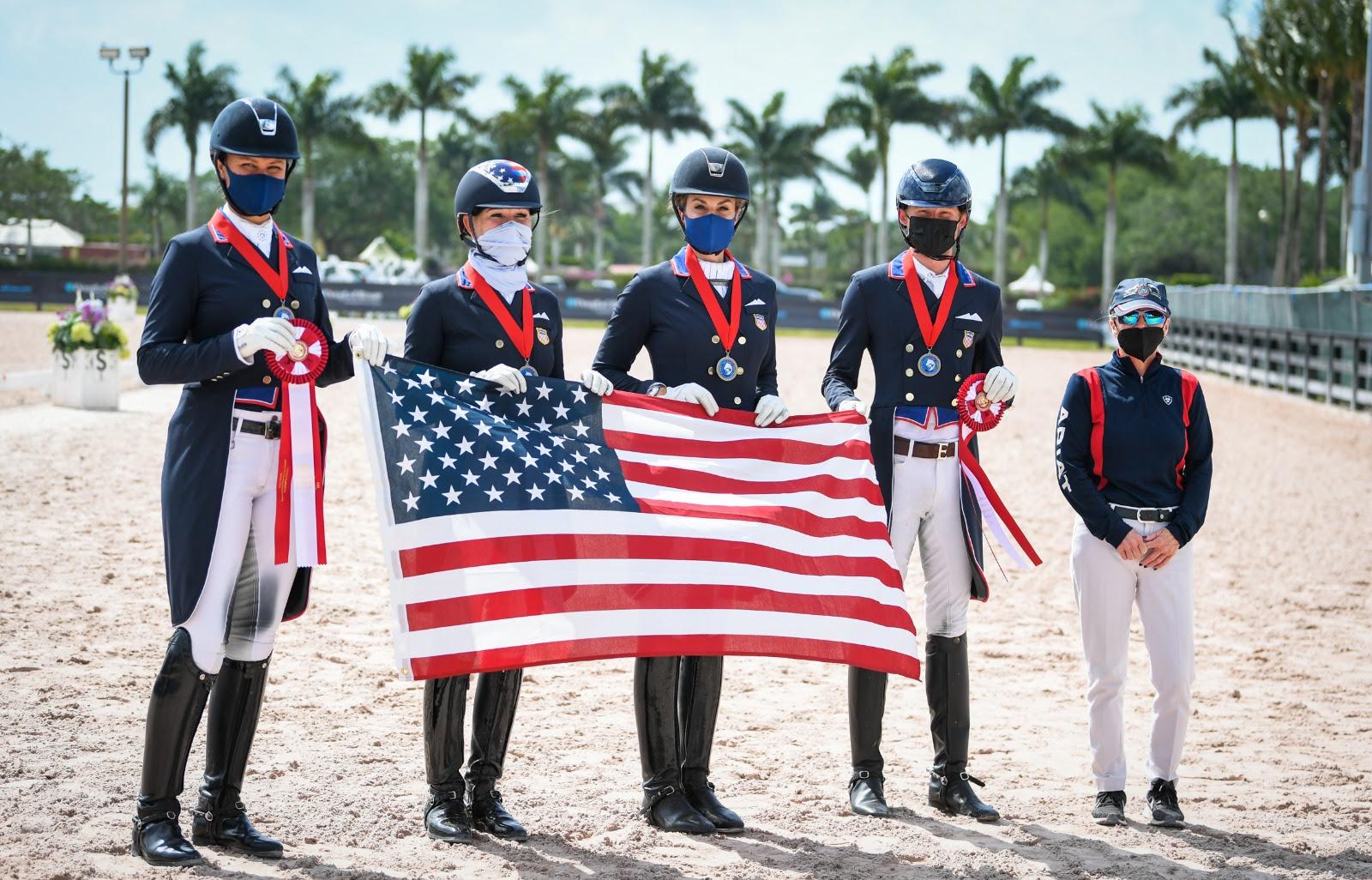 US team unnamed