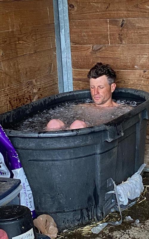 Kentucky Ice Bath