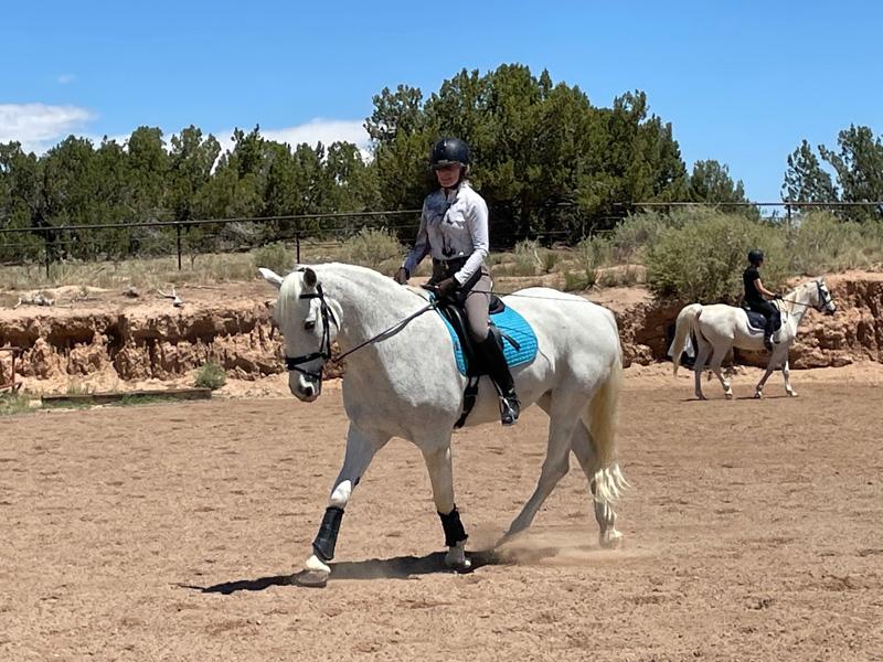 Brink_Bugsie Michele Morseth riding
