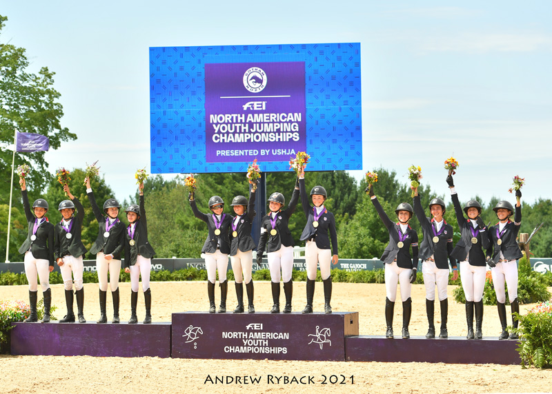 1Pre-Junior podium, Photo by Andrew Ryback Photography