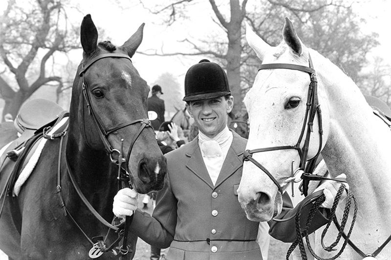 Badminton Horse Trials 1988