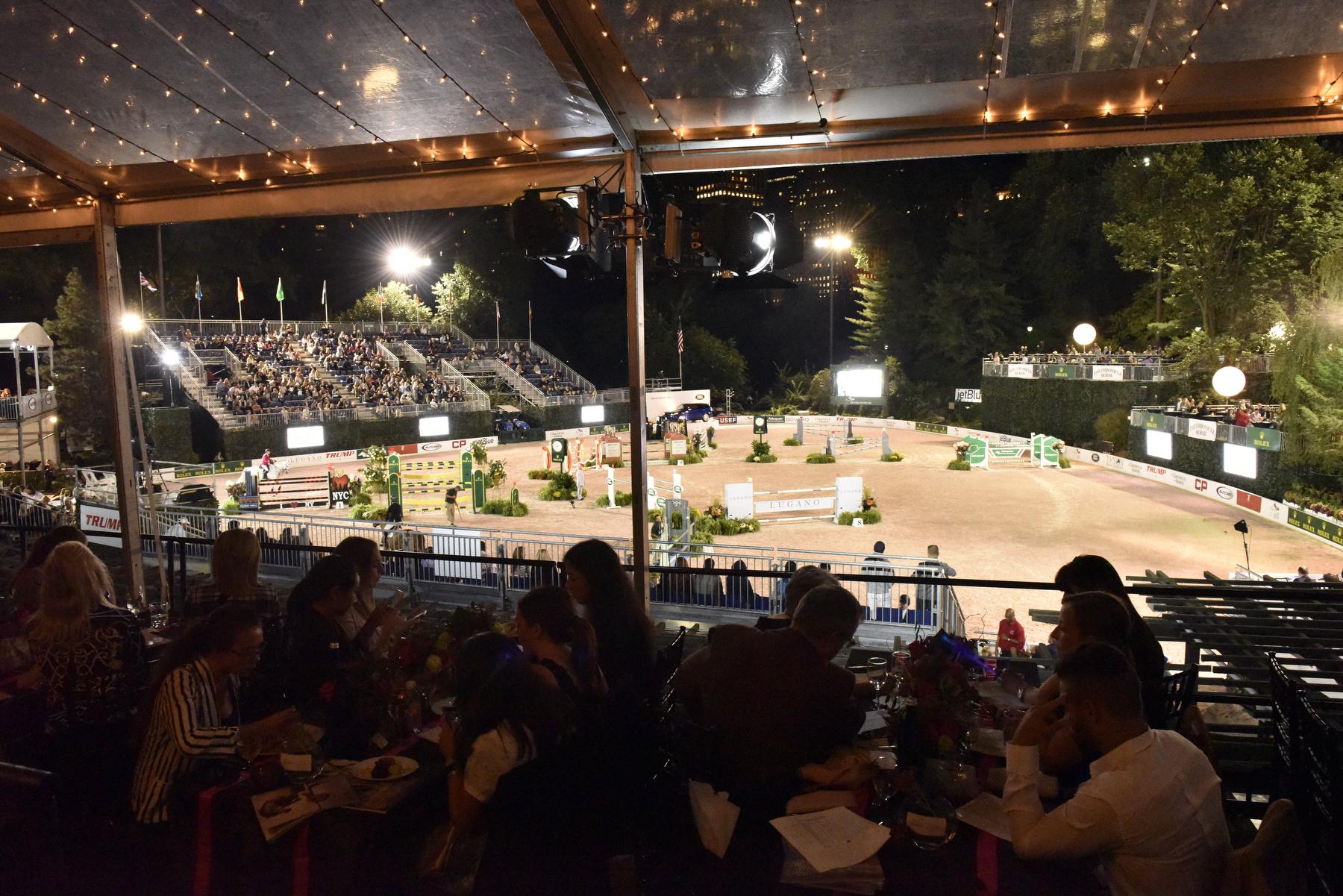 Central Park Horse Shows